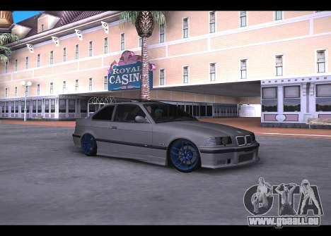 BMW E36 pour GTA San Andreas
