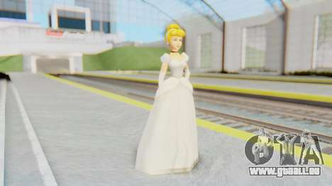 Cinderella pour GTA San Andreas deuxième écran