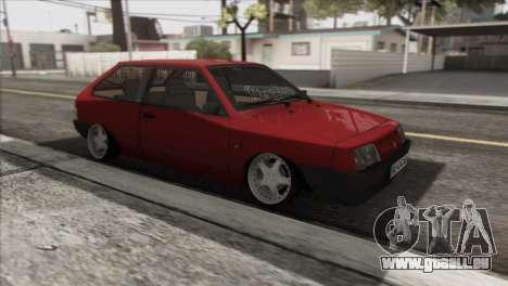 VAZ 2108 DropMode für GTA San Andreas rechten Ansicht