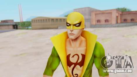 Marvel Future Fight - Iron Fist pour GTA San Andreas