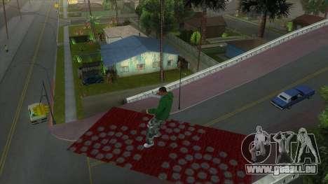 Cleo Mod San Andreas pour GTA San Andreas quatrième écran