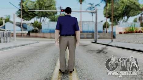 Atendedor de Boludos pour GTA San Andreas troisième écran