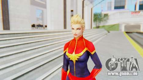 Marvel Future Fight - Captain Marvel pour GTA San Andreas
