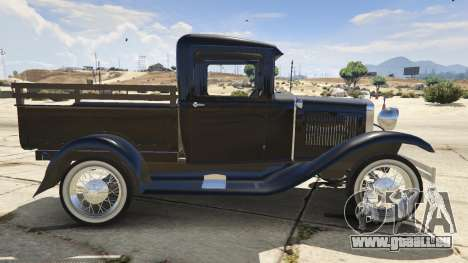 GTA 5 Ford A Pick-up 1930 linke Seitenansicht