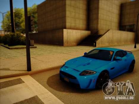 ENB GreenStyle V7.1 pour GTA San Andreas deuxième écran