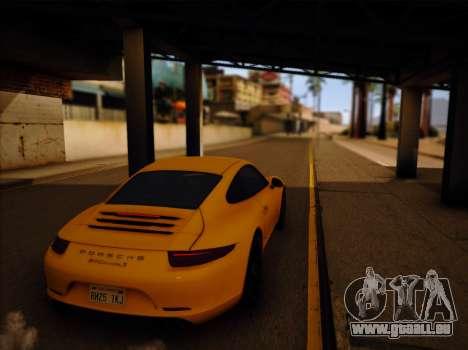 ENB GreenStyle V7.1 pour GTA San Andreas troisième écran