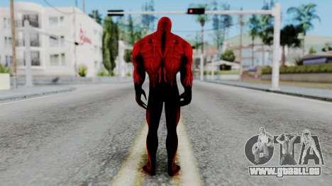 Marvel Heroes - Toxin pour GTA San Andreas troisième écran