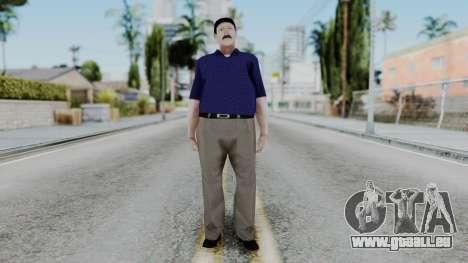 Atendedor de Boludos pour GTA San Andreas deuxième écran