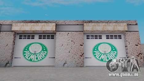 New Garage in San Fierro pour GTA San Andreas deuxième écran