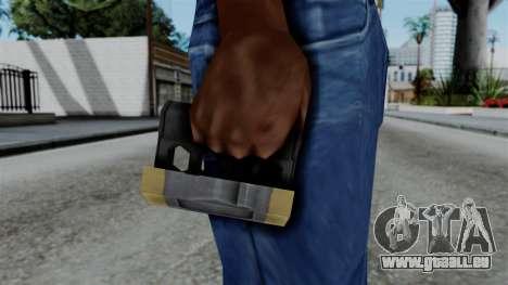 CoD Black Ops 2 - Galvaknuckles pour GTA San Andreas troisième écran