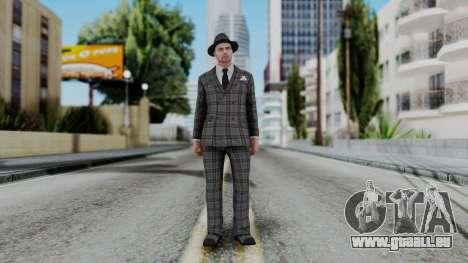 GTA Online Be My Valentine Skin 1 pour GTA San Andreas deuxième écran