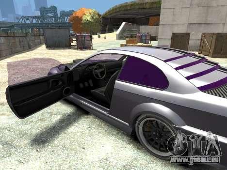 Sentinel CARBON v1.0 für GTA 4 linke Ansicht