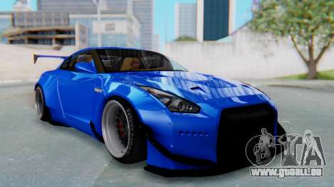 Nissan GT-R R35 Rocket Bunny pour GTA San Andreas