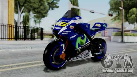 Yamaha YZR-M1 VR46 pour GTA San Andreas