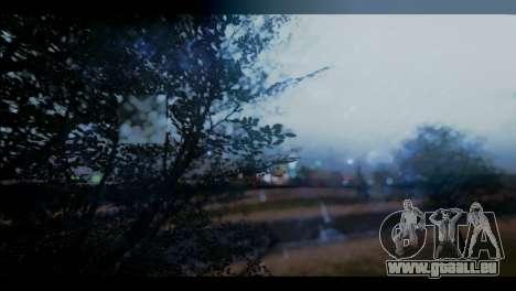 Raveheart 248F pour GTA San Andreas troisième écran