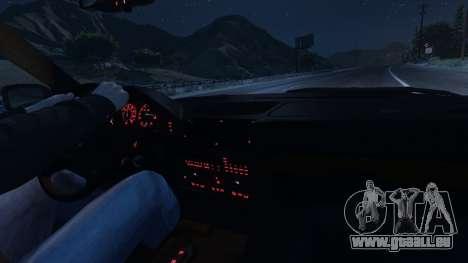 GTA 5 BMW 535i E34 Rad