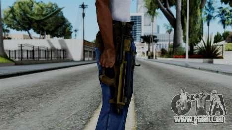 CoD Black Ops 2 - PDW-57 für GTA San Andreas dritten Screenshot