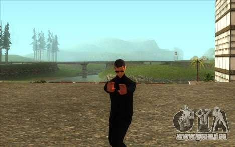 La Visite De Wu Zi Mu pour GTA San Andreas