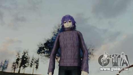 Ayato pour GTA San Andreas