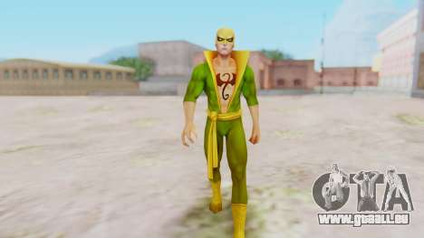 Marvel Future Fight - Iron Fist für GTA San Andreas zweiten Screenshot