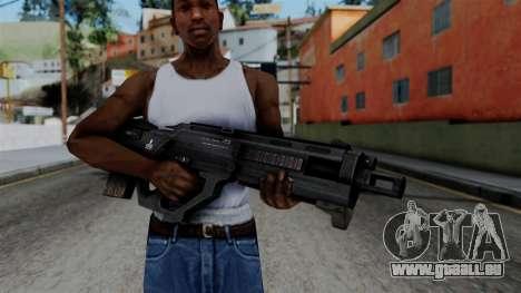 CoD Black Ops 2 - SMR pour GTA San Andreas troisième écran