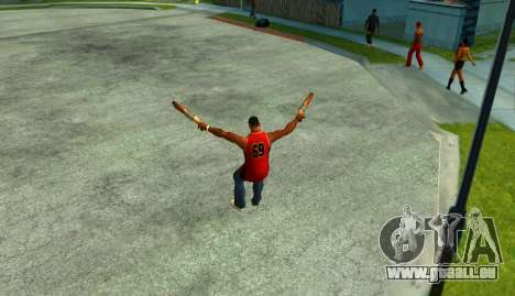 Silent Aim v6.0 pour GTA San Andreas