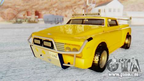 Slamvan v1.0 für GTA San Andreas