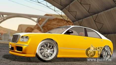 GTA 5 Enus Cognoscenti 55 pour GTA San Andreas