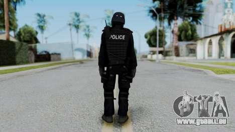 Regular SWAT für GTA San Andreas dritten Screenshot