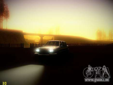 Folgende ENB V1.4 für low PC für GTA San Andreas dritten Screenshot