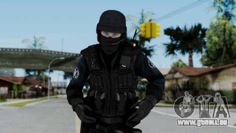 Regular SWAT für GTA San Andreas