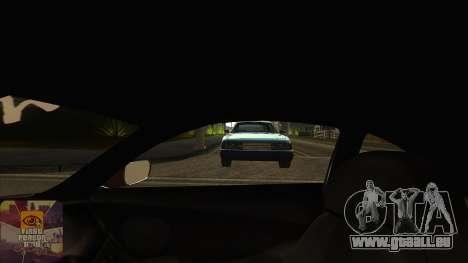 La première personne de la v3.0 pour GTA San Andreas sixième écran