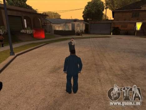 La mafia russe dans Ganton pour GTA San Andreas quatrième écran