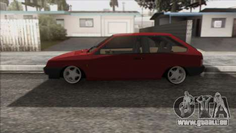 VAZ 2108 DropMode pour GTA San Andreas laissé vue