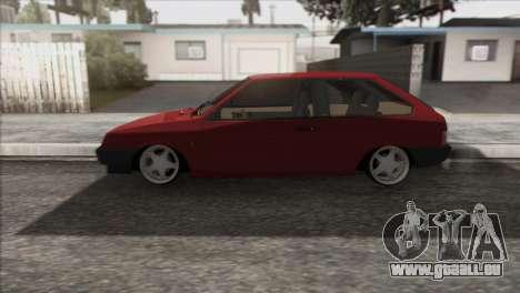 VAZ 2108 DropMode für GTA San Andreas linke Ansicht