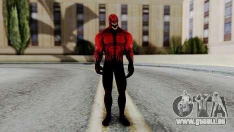 Marvel Heroes - Toxin pour GTA San Andreas deuxième écran