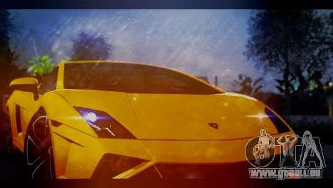 Raveheart 248F pour GTA San Andreas quatrième écran