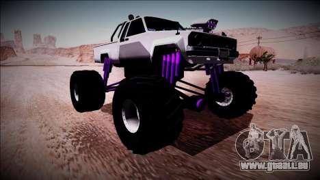 GTA 5 Karin Rebel Monster Truck pour GTA San Andreas