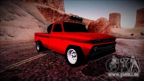 Chevrolet C10 Rusty Rebel für GTA San Andreas