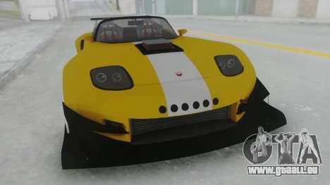 GTA 5 Bravado Banshee 900R Tuned für GTA San Andreas