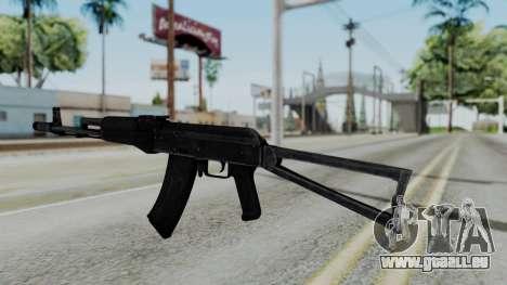 AKS-47 pour GTA San Andreas deuxième écran