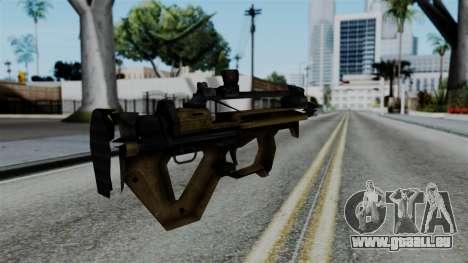 CoD Black Ops 2 - PDW-57 für GTA San Andreas zweiten Screenshot