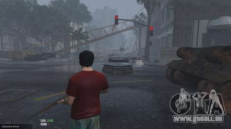 GTA 5 After Us: Rodeo dritten Screenshot