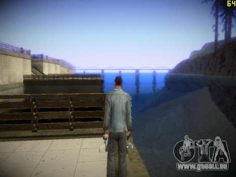 Suivant ENB V1.4 pour les faibles PC pour GTA San Andreas sixième écran