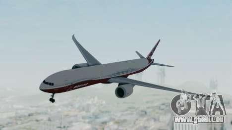 Boeing 777-9x House pour GTA San Andreas