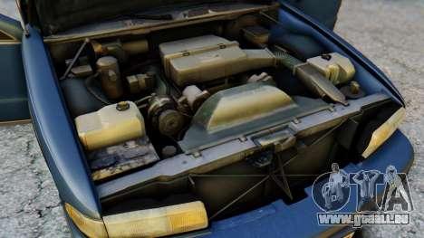 Chevrolet Caprice 1993 pour GTA San Andreas vue de côté