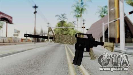 M16 A2 Carbine M727 v3 für GTA San Andreas