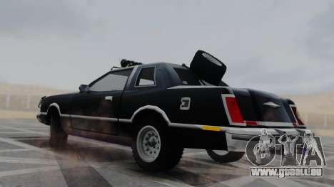 Virgo v1.0 pour GTA San Andreas laissé vue