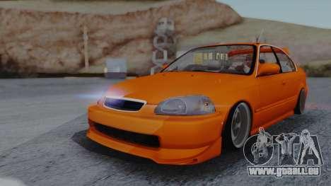 Honda Civic EG Ferio pour GTA San Andreas