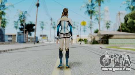 Wang Yuanji DW7 v2 pour GTA San Andreas troisième écran